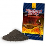 Zanęta do methody Browning BBQ Mix *Black Halibut* 1 kg  22-3970076