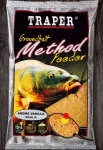 Zanęta TRAPER Groundbait Method Feeder Halibut Czerwony 750g *00181*