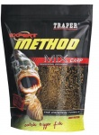 Zanęta do metody  Traper Method Mix - Miód 1 kg *00123*
