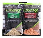 Zanęta Star Baits LayerZ Kelp + Spirulina Method Mix 1kg