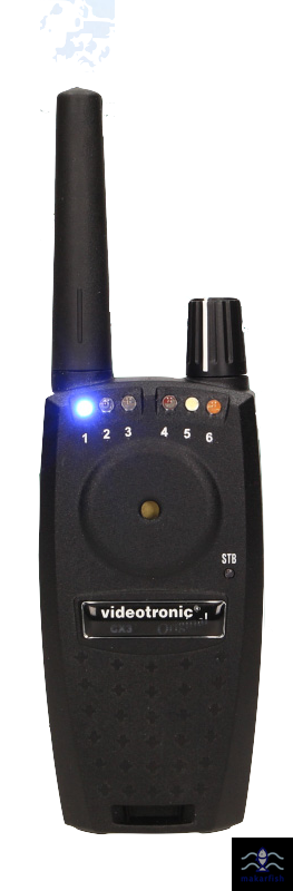 Centralka Bezprzewodowa Videotronic Original Cx4 2 X Xrc4 Niebieski Czerwony Makarfish Pl