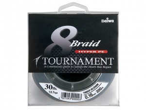 Plecionka Daiwa TOURNAMENT 8x BRAID 0.45mm / 300m *zielona